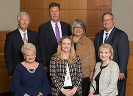 2018-19 School Board group portrait